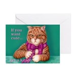 Cute Greeting Cards (Pk of 10)