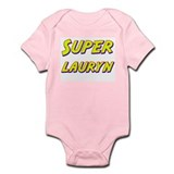 Super lauryn Onesie