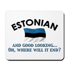 Good Lkg Estonian 2 Mousepad