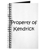 Cool Kendrick Journal