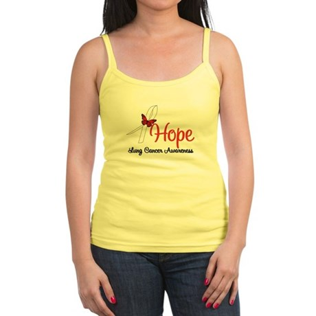 Hope Lung Cancer Jr. Spaghetti Tank