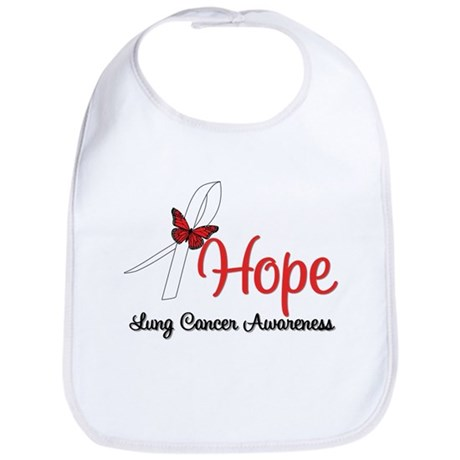 Hope Lung Cancer Bib