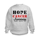 Hope Cancer Awareness Sweatshirt