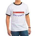 Retired TV Announcer Ringer T