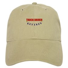 Retired Truck Driver Baseball Cap