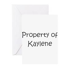 Kaylen Greeting Cards (Pk of 20)