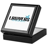 Lawyers Do It Better! Keepsake Box