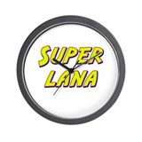 Super lana Wall Clock