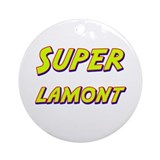 Super lamont Ornament (Round)