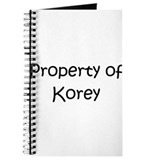 Unique Korey Journal
