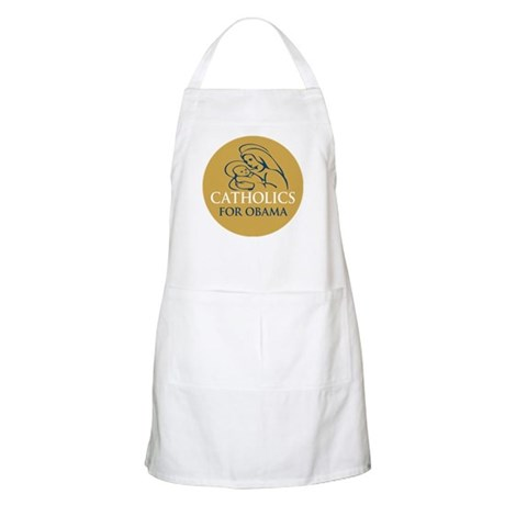 Catholics for Obama 2008 BBQ Apron