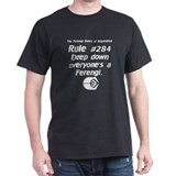 Everyone's a Ferengi...Dark T-Shirt