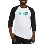 Groom - Baseball Jersey