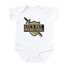 LET'S GET Infant Bodysuit