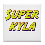 Super kyla Tile Coaster