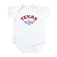 Resisting Chanage Infant Bodysuit