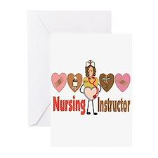 Nursing Instructor Greeting Cards (Pk of 10)
