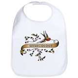 Gynecology Scroll Bib