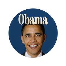"""Obama 3.5"""" Button"""