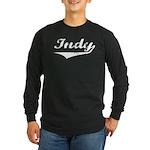 Indy Long Sleeve Dark T-Shirt
