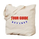 Retired Tour Guide Tote Bag