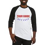 Retired Tour Guide Baseball Jersey