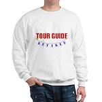 Retired Tour Guide Sweatshirt