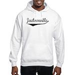 Jacksonville Hooded Sweatshirt
