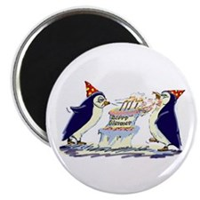 "hApPy BiRtHdAy! 2.25"" Magnet (10 pack)"