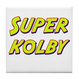 Super kolby Tile Coaster