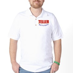 Retired Teller Golf Shirt