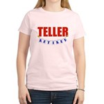 Retired Teller Women's Light T-Shirt