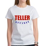 Retired Teller Women's T-Shirt