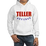 Retired Teller Hooded Sweatshirt