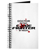Doctor Cage Fighter by Night Journal