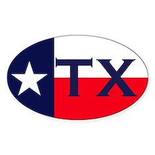 texas_flag99999 Decal