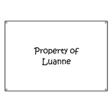 Cool Luann Banner