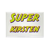 Super kirsten Rectangle Magnet (10 pack)