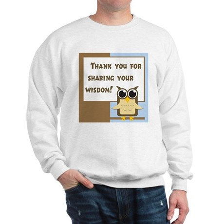 Teacher Appreciation Cards & Sweatshirt