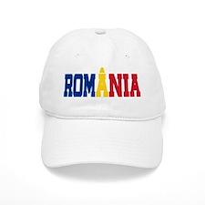 Romania Baseball Cap