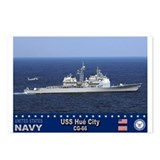 USS Hue / Hu&#233; City CG-66 Postcards (Package of 8)