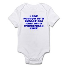 Dumb Infant Bodysuit