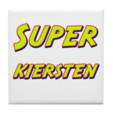 Super kiersten Tile Coaster