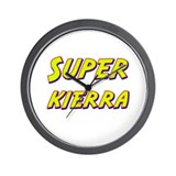 Super kierra Wall Clock