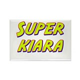 Super kiara Rectangle Magnet (10 pack)