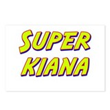 Super kiana Postcards (Package of 8)