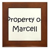 Marcel Framed Tile