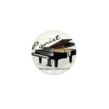Music Teacher Mini Button (100 pack)