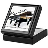 Music Teacher Keepsake Box