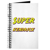 Super kendrick Journal